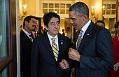 "America's ""Hidden Hand"" in the Proposed Abe-Xi Summit"