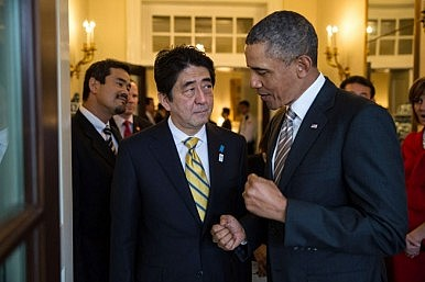 """America's """"Hidden Hand"""" in the Proposed Abe-Xi Summit"""