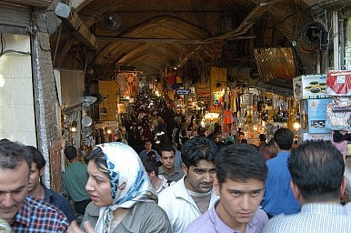 As the Bazaar Goes, So Goes Iran