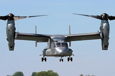 Japan to Choose Osprey for China Defense?