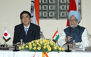 Japan-India Security Cooperation