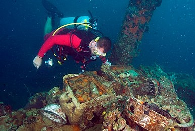 Explosive Remnants of War in the Pacific