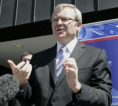 Kevin Rudd's Mission Impossible