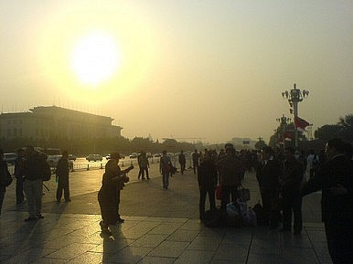Chinese Government Will Spend $277 Billion to Combat Air Pollution