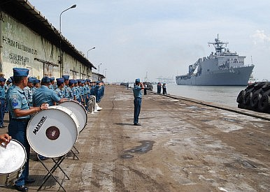 Why is Indonesia Upgrading Two Naval Bases?