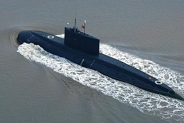 Asia Drives Global Submarine Sales
