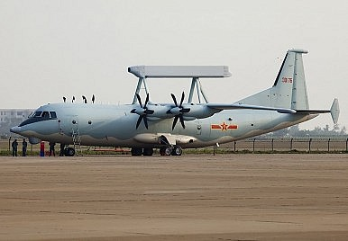 Japan Alarmed By China's Air and Naval Surveillance