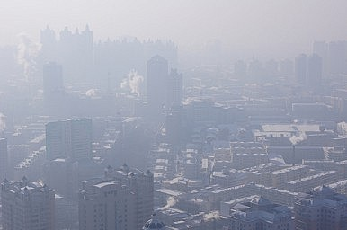 Killer Smog: East Asia, India, Southeast Asia Top Global Air Pollution