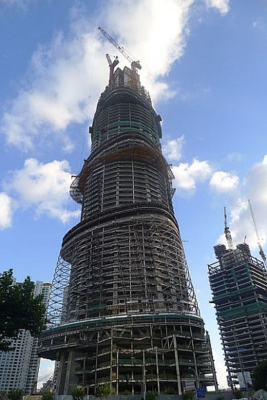 China Begins Construction of World's Tallest Building