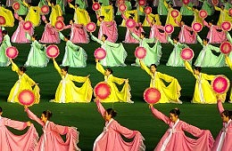 Pyongyang's Arirang Festival: Eye Candy for the Masses