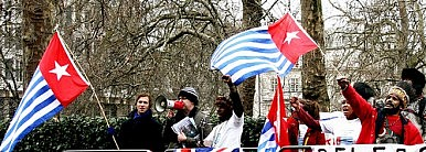 Free Papua Movement Leader Danny Kogoya Vows to Fight On