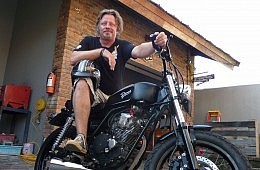 Freedom Riders Asia: Charley Boorman's Motorcycle Tour of the Far East