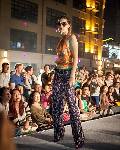 Designed in Asia, On Show at Paris Fashion Week