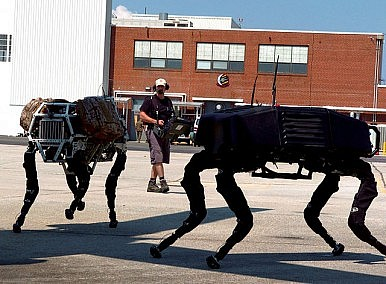 Atlas Humanoid Robot Revealed Ahead of DARPA Robotics Challenge