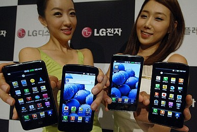 LG Displays World's Thinnest High-Definition Screen