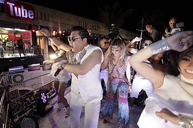 Does Psy Have a Drinking Problem?