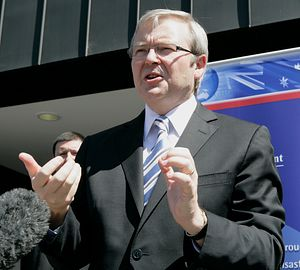 Kevin Rudd S Mission Impossible The Diplomat
