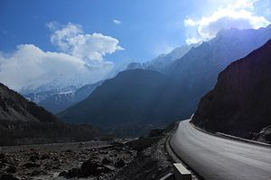 Karakoram Highway: China's Treacherous Pakistan Corridor