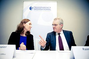 Transparency Int'l Uses CCP Think Tank for Taiwan Poll