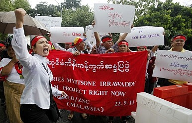 China's Troubled Myanmar Policy