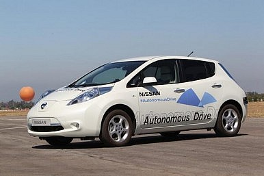 """Nissan: """"Affordable"""" Self-Driving Cars to Hit Market by 2020"""