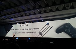 Sony's Gamescom 2013 Presentation Roundup: PS4, PS3, and PS Vita