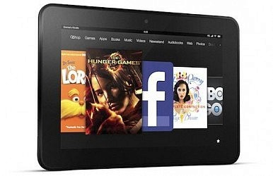 7-inch Android Tablets: New Nexus 7 vs. Kindle Fire HD 2