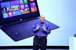 Steve Ballmer to Retire After $900M Microsoft Surface RT Write-Down
