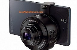 "Sony ""Lens Cameras"" Leak, Attached to Rumored Xperia Honami"