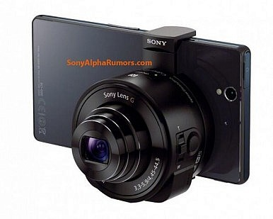 """Sony """"Lens Cameras"""" Leak, Attached to Rumored Xperia Honami"""