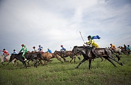 The Mongol Derby: Genghis Khan's Equestrian Gauntlet