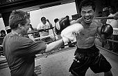 The Clash in Cotai: Pacquiao and Rios Meet, Hype Macau Fight