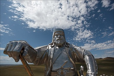 Modern Mongolia: From Genghis Khan to Traffic Jams