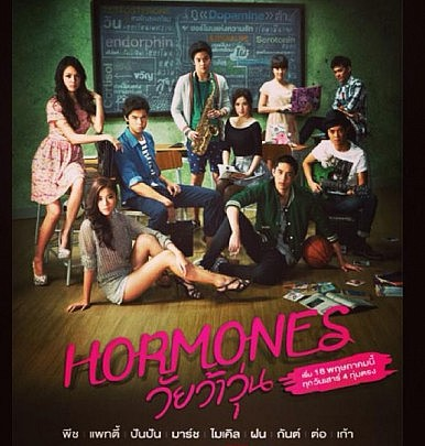 Hormones: Thai Series Tackles Teen Issues Head-On