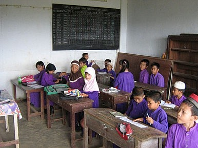 More Religion, Less Science for Indonesian Students