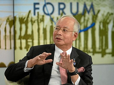 Indonesia, Malaysia to Boost Ties with Najib Visit