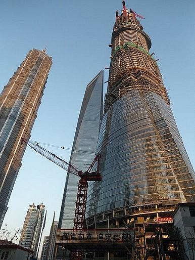 Shanghai Tower: China's Tallest Building – for Now