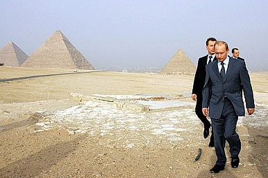 In Egypt Crisis, Russia Sees Opportunity