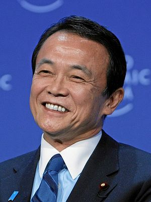 Taro Aso on Japanese Constitutional Reform: Learn from the Nazis
