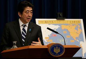 The TPP, Abenomics and America's Asia Pivot