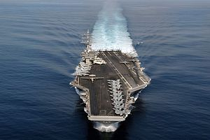 US Navy Faces Aircraft Carrier Cuts