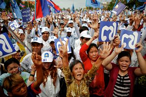 Cambodia: Time for Action, Not Rhetoric
