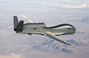 Japan to Deploy Global Hawk Spy Drone by 2015