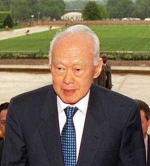 Lee Kuan Yew: The Father of Modern China?