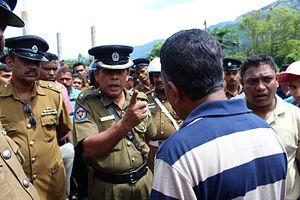 Sri Lanka Under the Microscope