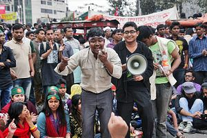 Bangladesh Police Kill Protestors, Charge Families With Murders