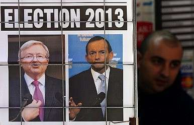 Tony Abbott Poised to Become Australia's PM