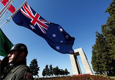 Turkey Threatens to Ban Australian Politicians from Gallipoli