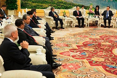 ASEAN in the Power Web