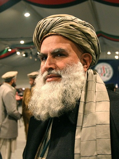 Former Warlord Primed For Afghan Presidency